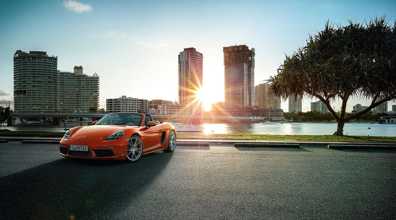 NZONDEMAND: Porsche Boxster - CGI and Postproduction by Circle Media London