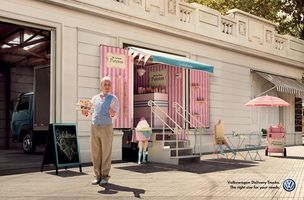 PHOTOBY : Zombie Studio for Almapp BBDO/ Volkswagen