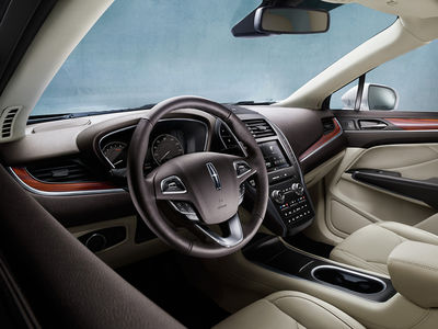MAINWORKS GMBH for LINCOLN MOTOR COMPANY
