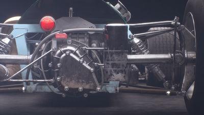 ANDREA HEBERGER GMBH Brabham Unreal Demo