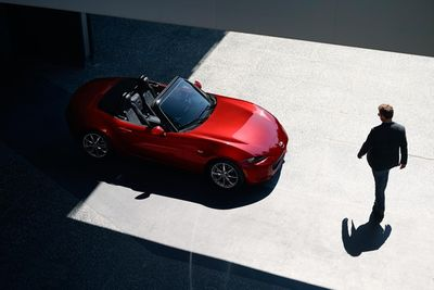 Jeff Ludes for Mazda MX-5