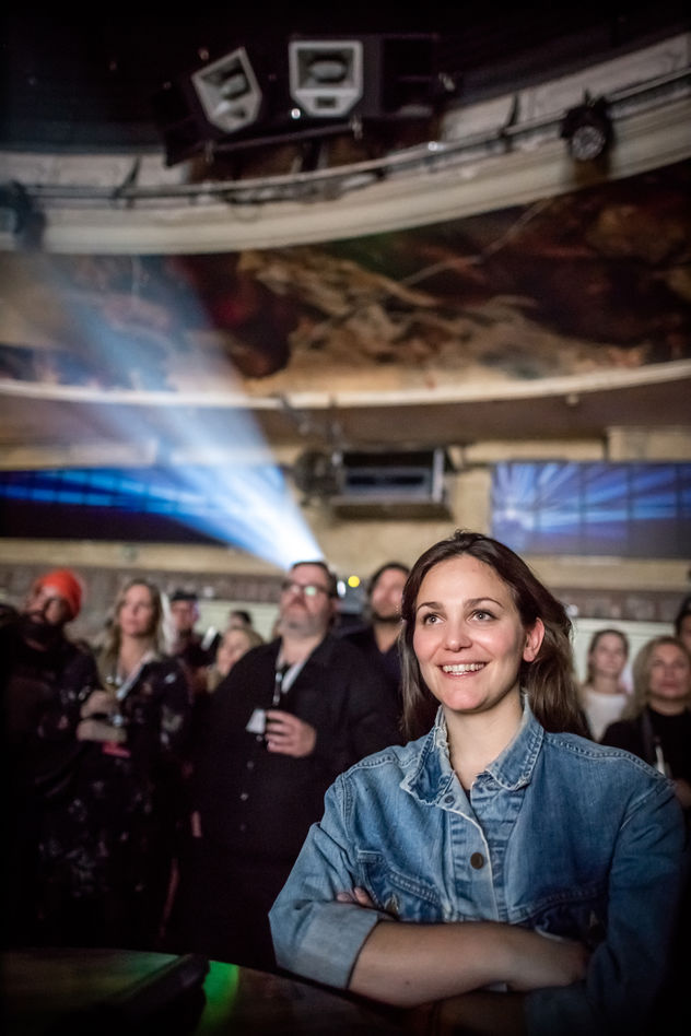 REGIELOUNGE / DIRECTOR'S LOUNGE #53 : Chiara Grabmayr