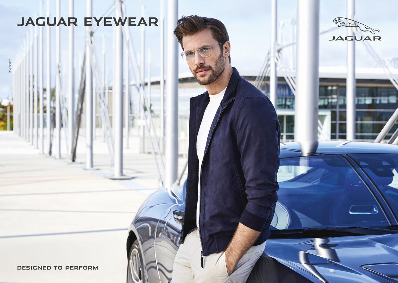 HILLE PHOTOGRAPHERS: Anja Boxhammer für Jaguar Eyewear - Campaign Summer 2021