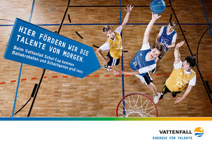 TEAM HOUSE AGENCY : Rasmus KAESSMANN for VATTENFALL