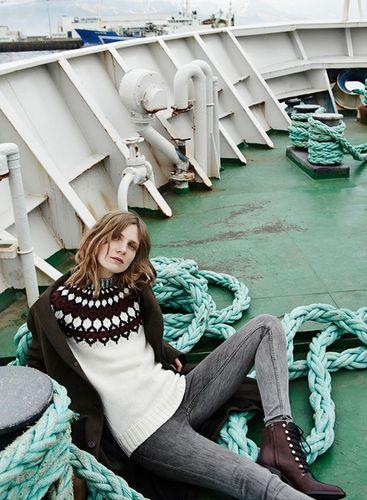 AFPHOTO: Agata Pospieszyńska & Ina Lekiewicz for Stylist Magazine