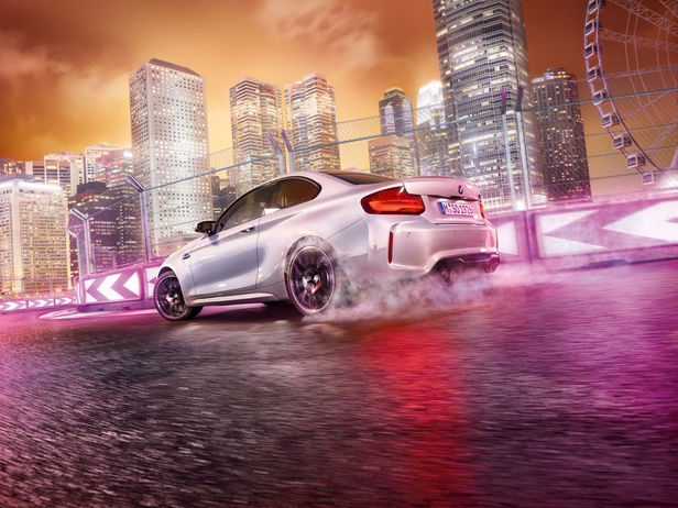 KELLY KELLERHOFF REPRESENTS Andreas Hempel for BMW M2 Competition