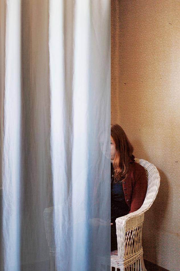 Anni Leppälä 'hyle | curtain | backdrop' (KEHRER VERLAG)