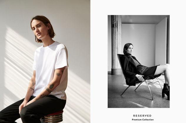 Wunsche&Samsel c/o SAMESAME AGENCY for RESERVED PREMIUM A/W 2018