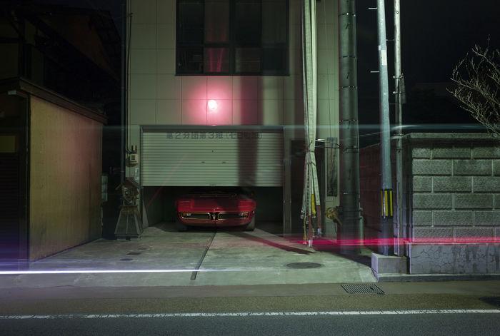 RECOM CGI : Maserati - Nick Meek - Portfolio
