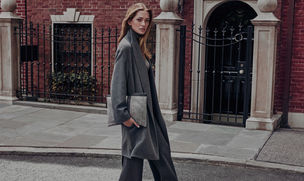 HUNTER & GATTI shot Massimo Duttis F/W 15 NYC Collection