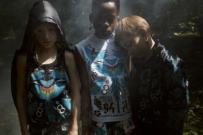 Marcelo Burlon // Kids of Milan SS 18 by Achim Lippoth