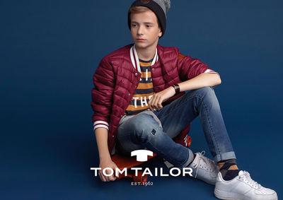 Tom Tailor Kids AW16 by Achim Lippoth