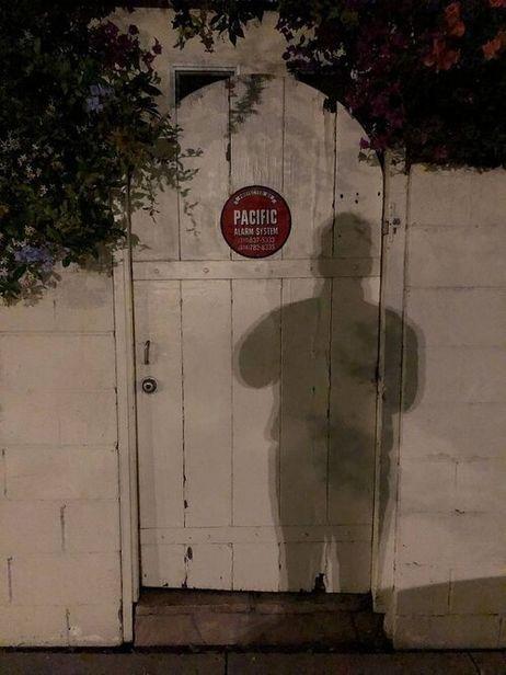 'Neighborhood Noir' by Art Streiber c/o GIANT ARTISTS