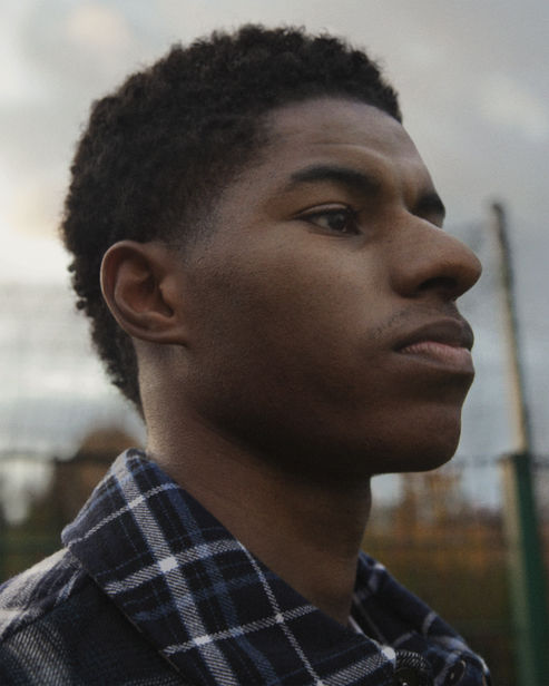 Burberry x Marcus Rashford - 'Talent Youth Centre Charity Project'