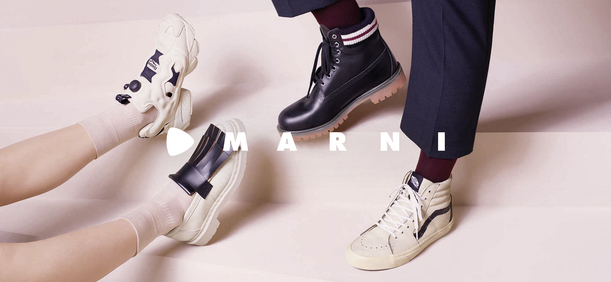 FLORIAN HUCKER CREATIVE DIRECTOR for MARNI x ZALANDO