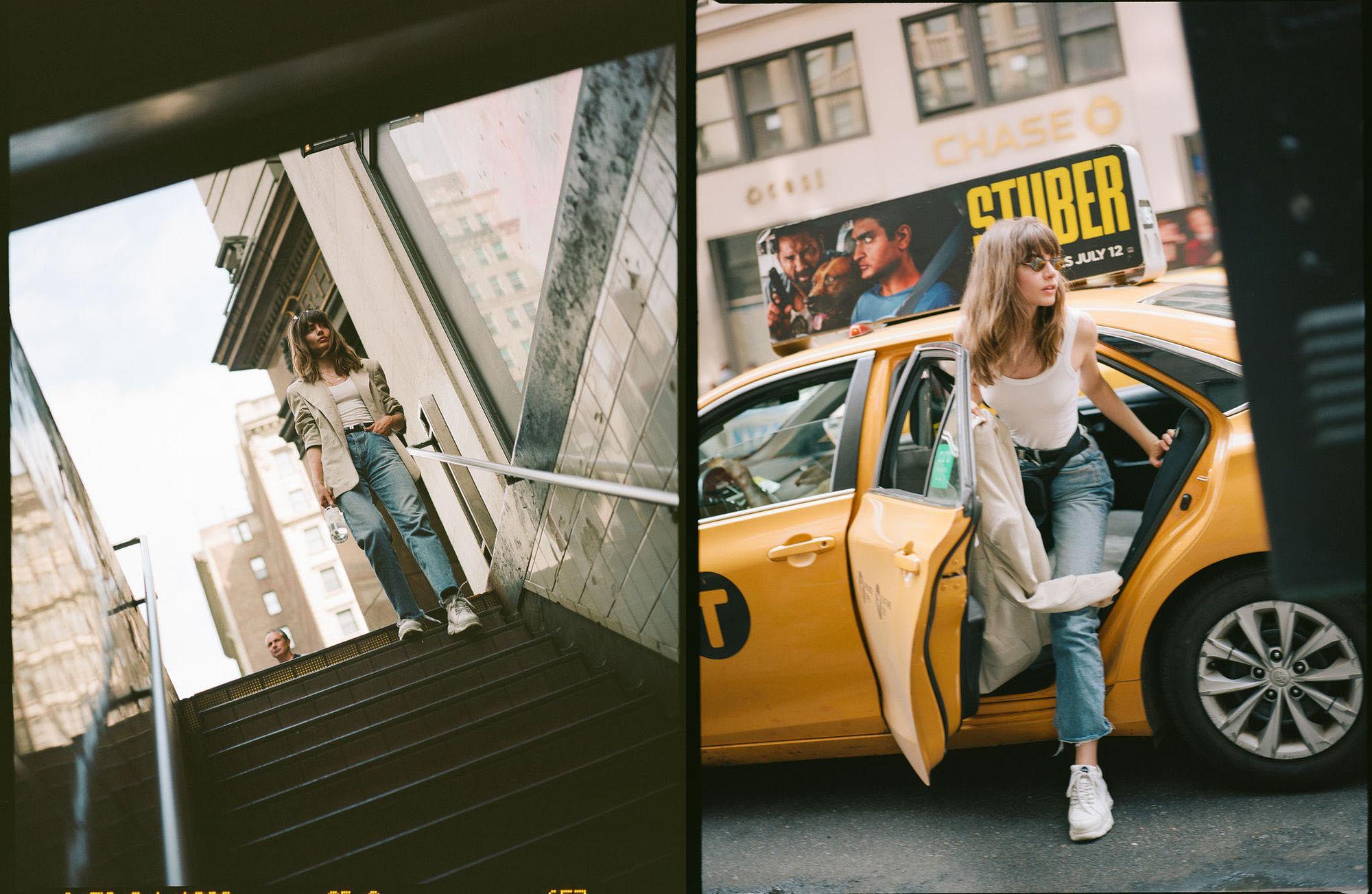 ALYSSA PIZER MANAGEMENT: NY Girl By Vivian Kim