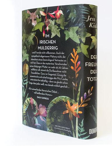 Gisela Goppel c/o 2AGENTEN for 'Der Freund der Toten' Jess Kidd / Dumont