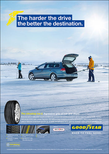 COSMOPOLA | BREUN & GREGA for Goodyear