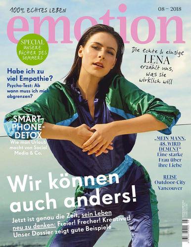 SEVDA ALBERS für Emotion mit Lena Meyer-Landrut