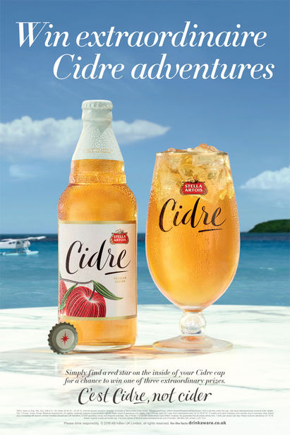 Stella Cidre TV & Print by The Wade Brothers c/o MAKING PICTURES