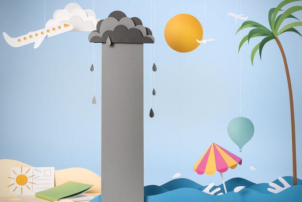 AGENT MOLLY & CO / Paper artist Fideli Sundqvist