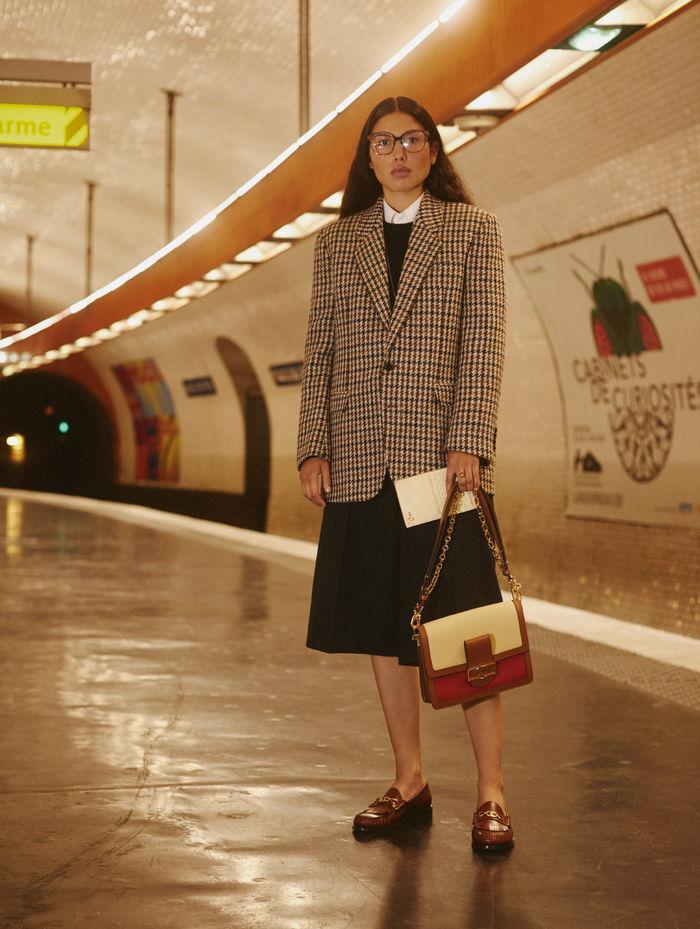 Sascha Heintze c/o FREDA+WOOLF for Glamour Magazine