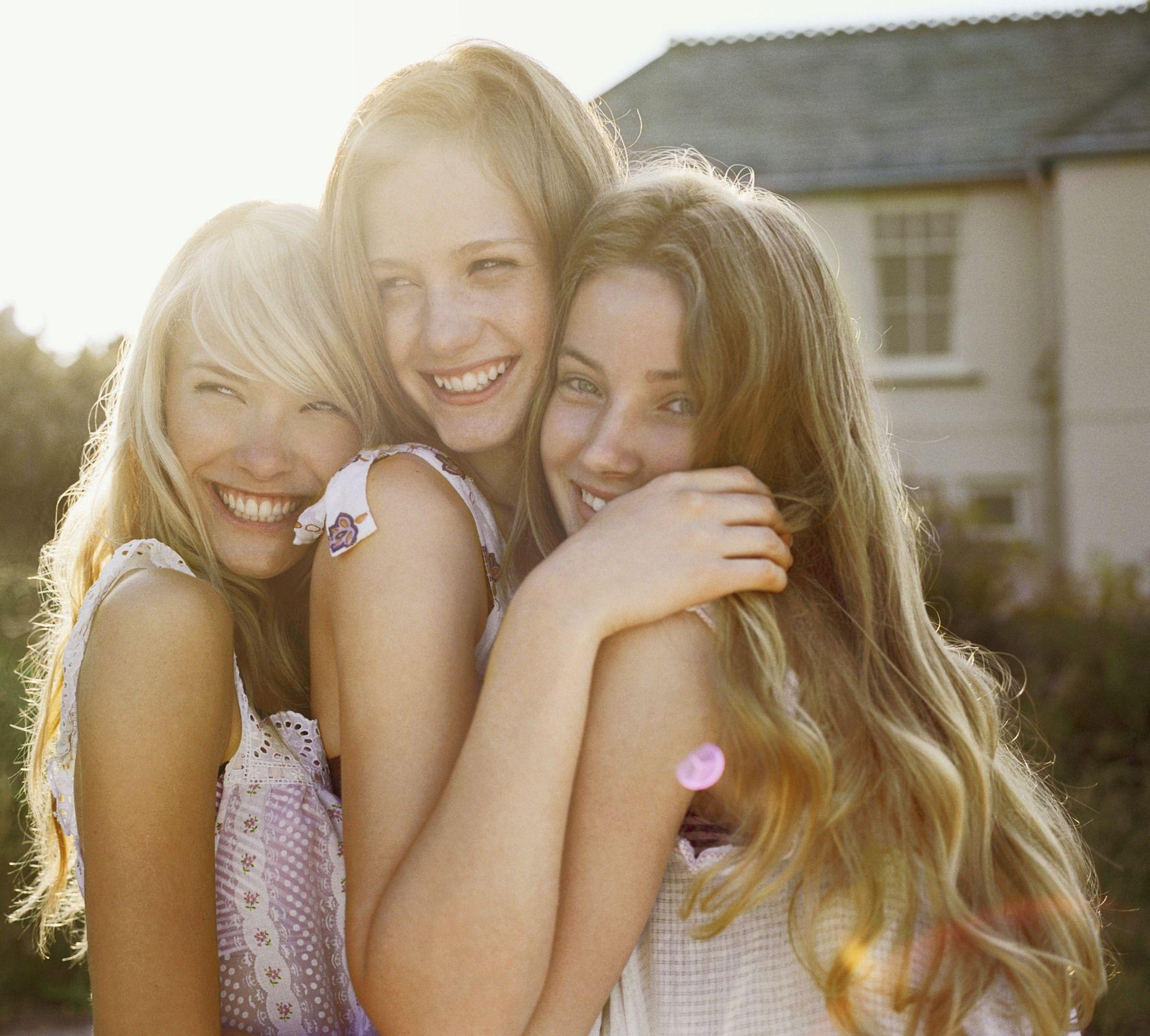 Три подружки смотреть 22 фотография