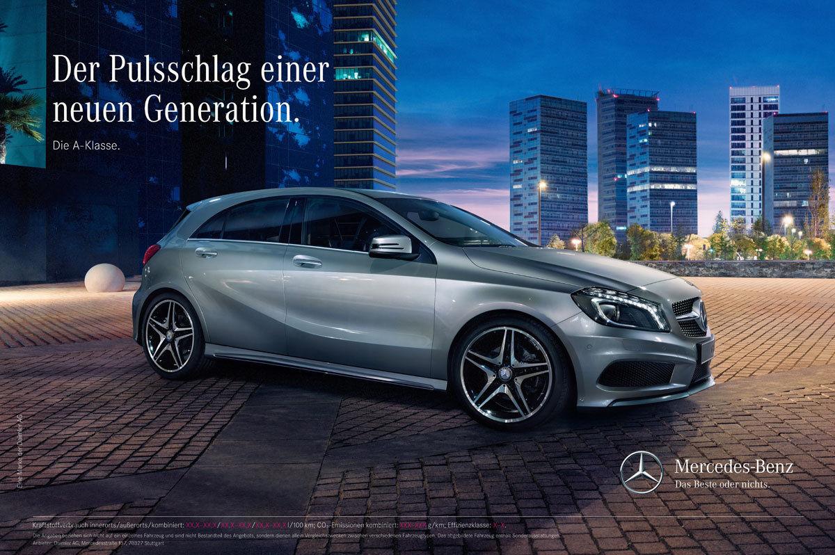 IMAGE NATION S.L. for Mercedes-Benz