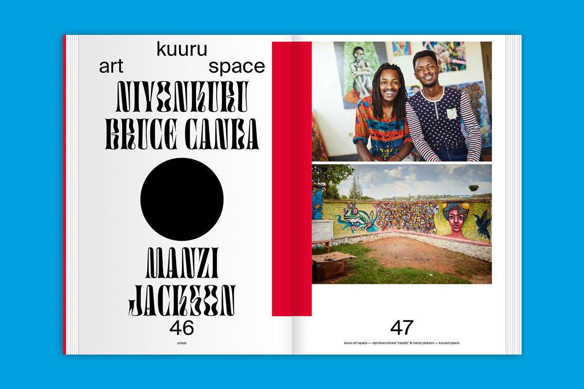Slanted Special Issue Rwanda