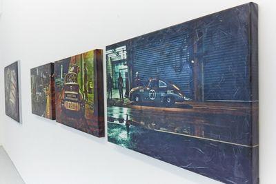FRANK KAYSER: Exhibition Legends