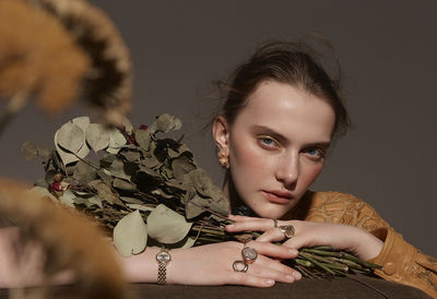 Laura Palm c/o MARLENE OHLSSON PHOTOGRAPHERS 'Jewellery' for Grazia Paris