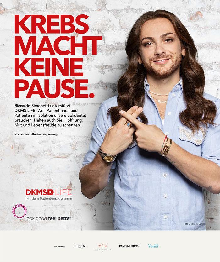 HAUSER FOTOGRAFEN: RUI CAMILO for DKMS Life and TBWA Düsseldorf