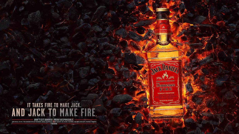 Jack Daniel's – It Takes Jack to Make Fire