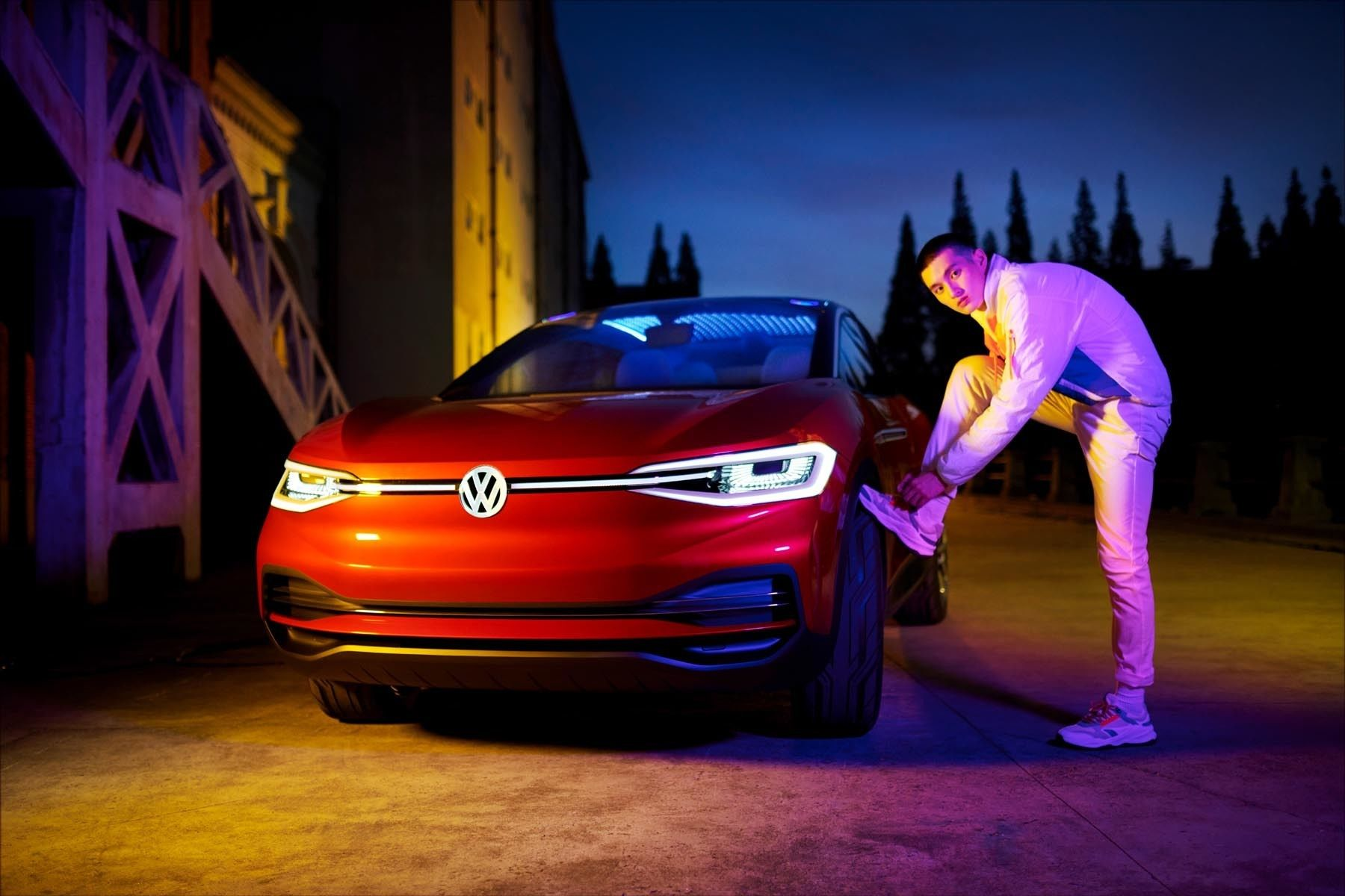 UWE DUETTMANN FOR VW