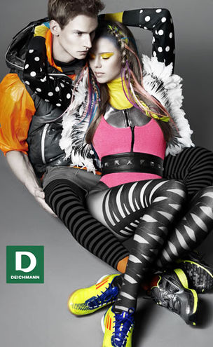 RAMONA REUTER for DEICHMANN