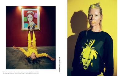 BIGOUDI: Thomas Lorenz für Vogue CZ