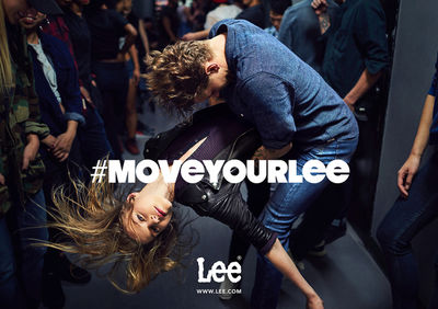 MOVE YOUR LEE 2016. THE SATISFACTION for VF Europe / LEE