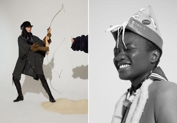 MARLENE OHLSSON PHOTOGRAPHERS – Sara Merz – Citizen K Magazine – Women Fashion