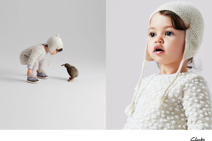 SARAH LAIRD + GOOD COMPANY : Stefano Azario for CLARK'S SHOES