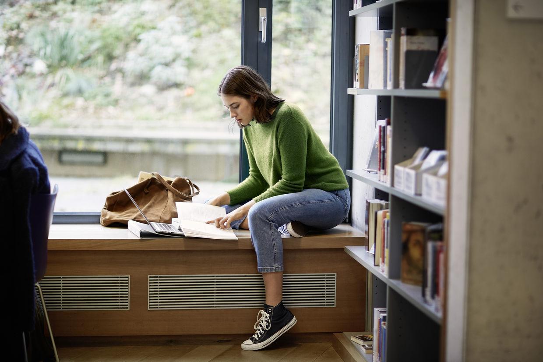 """Lena Burmann, """"Studienkredit"""", für die KFW Bank"""