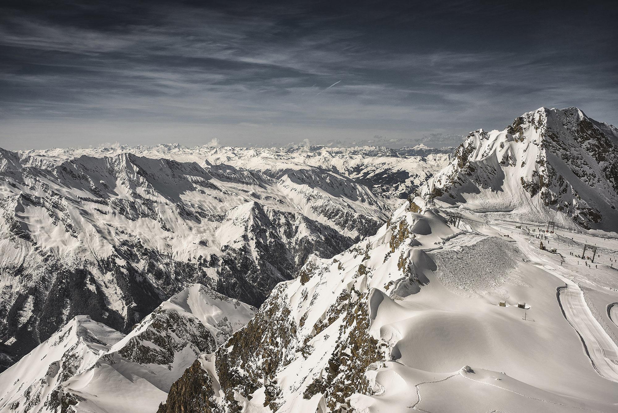 Kitzsteinhorn by Stephan Romer
