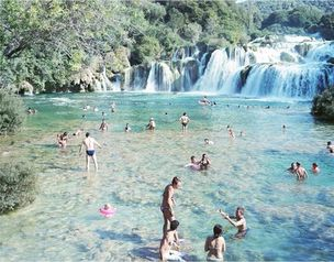 M+B : MASSIMO VITALI, Krka Waterfall, Croatia
