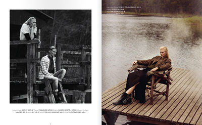 CLAAS CROPP CREATIVE PRODUCTIONS für Voila Magazin