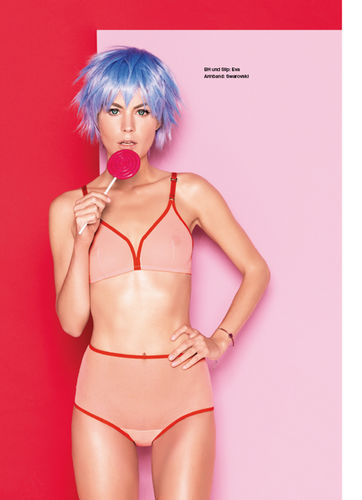 Marijana for Sous Magazine shot by Monika Sendlmayr