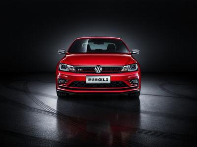 WE! SHOOT IT Sagitar GLI for Volkswagen China