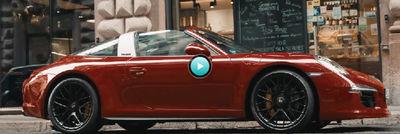 TRO MUSIC SERVICES for Porsche x The Sartorialist