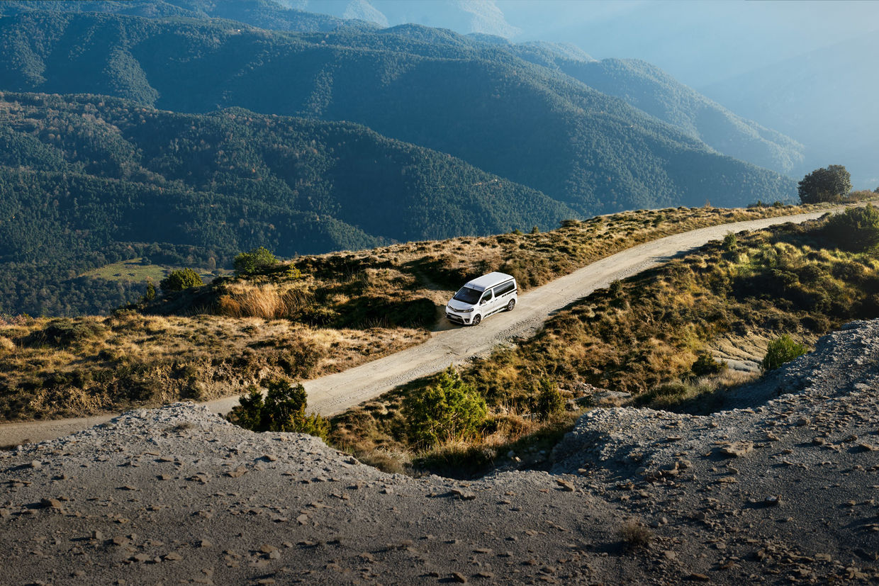 NEVEREST for Erwin Hymer Group / Toyota Crosscamp – Image Shooting