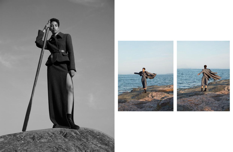 NINA KLEIN, Styling: Christiane Graf, Photography: Freddy Persson für Cosmopolitan Germany