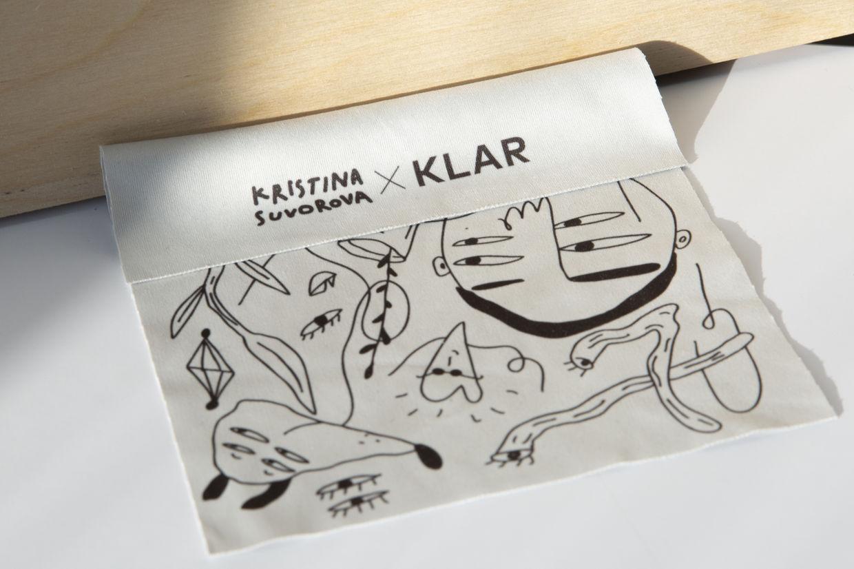 KRISTINA SUVOROVA // KLAR OPTIK
