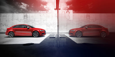 SEVERIN WENDELER : HE&ME for AUDI